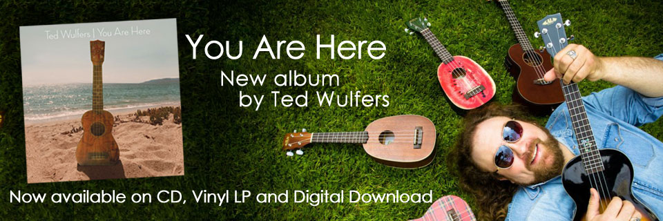 You Are Here by Ted Wulfers