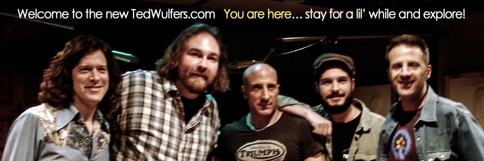 Welcome to Ted Wulfers.com